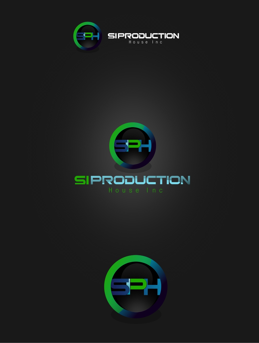 Logo Design by Private User - Entry No. 83 in the Logo Design Contest Si Production House Inc Logo Design.