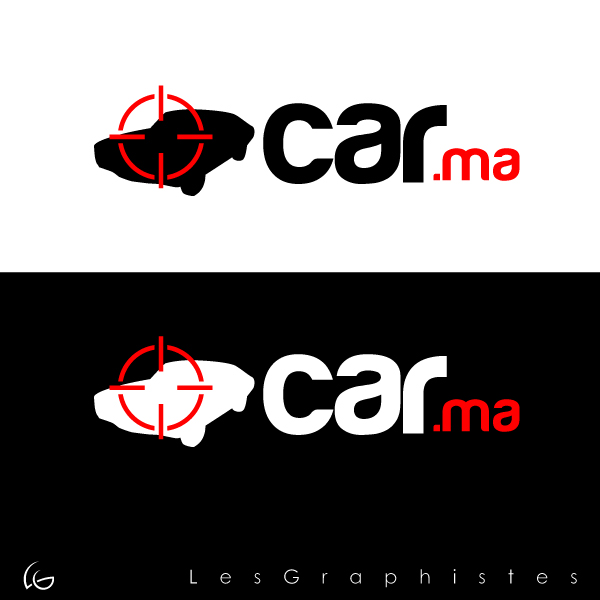 Logo Design by Les-Graphistes - Entry No. 3 in the Logo Design Contest New Logo Design for car.ma.