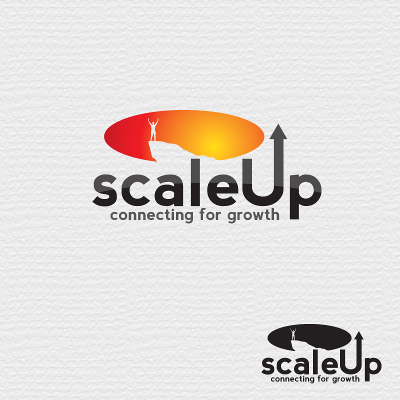 Logo Design by storm - Entry No. 5 in the Logo Design Contest Logo Design for scaleUp a consulting & event management company.