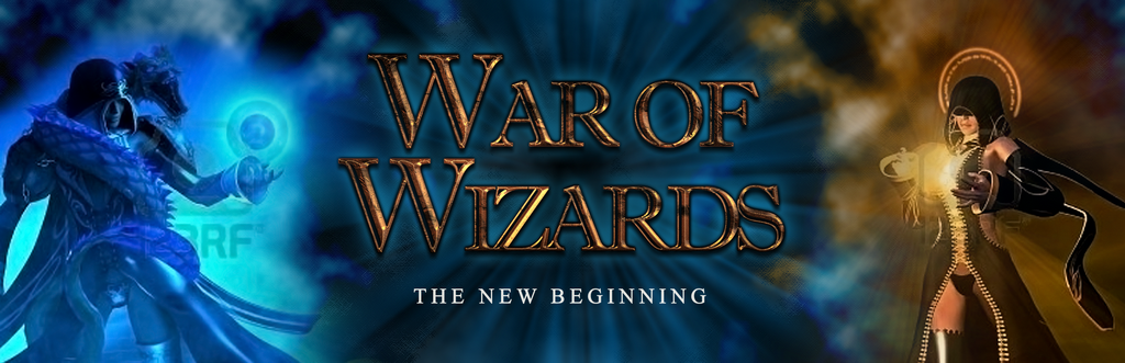 Banner Ad Design by Jorge Sardon - Entry No. 73 in the Banner Ad Design Contest Banner Ad Design - War of Wizards (fantasy game).