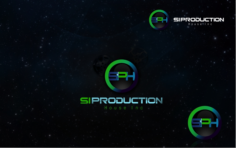 Logo Design by Private User - Entry No. 92 in the Logo Design Contest Si Production House Inc Logo Design.