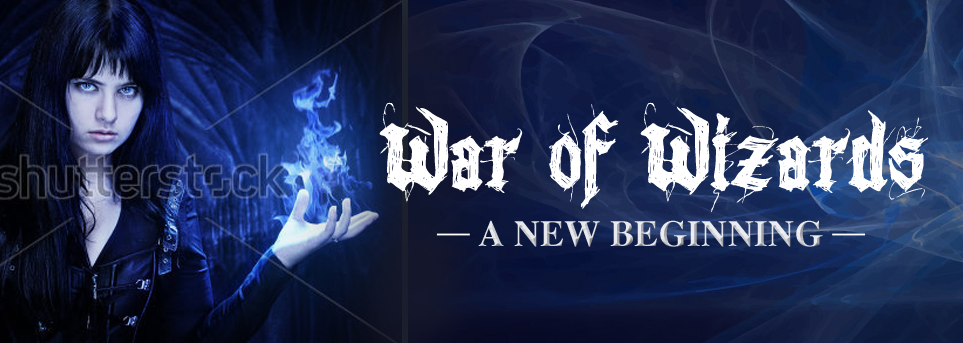 Banner Ad Design by Wade Dupey - Entry No. 49 in the Banner Ad Design Contest Banner Ad Design - War of Wizards (fantasy game).