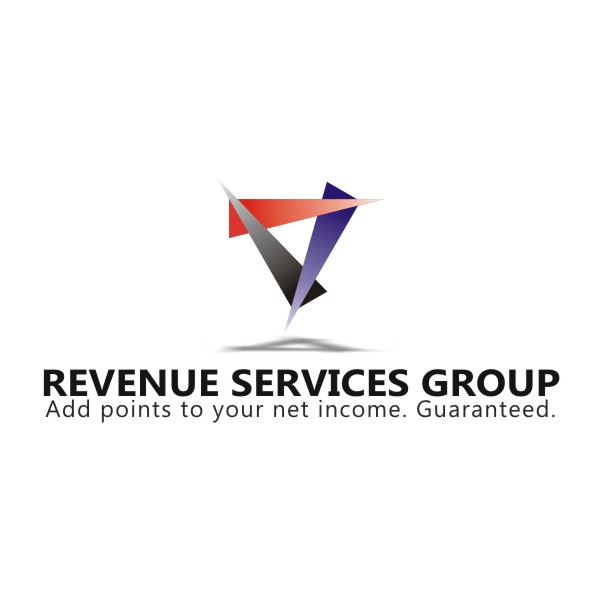 Logo Design by aspstudio - Entry No. 81 in the Logo Design Contest Revenue Services Group.
