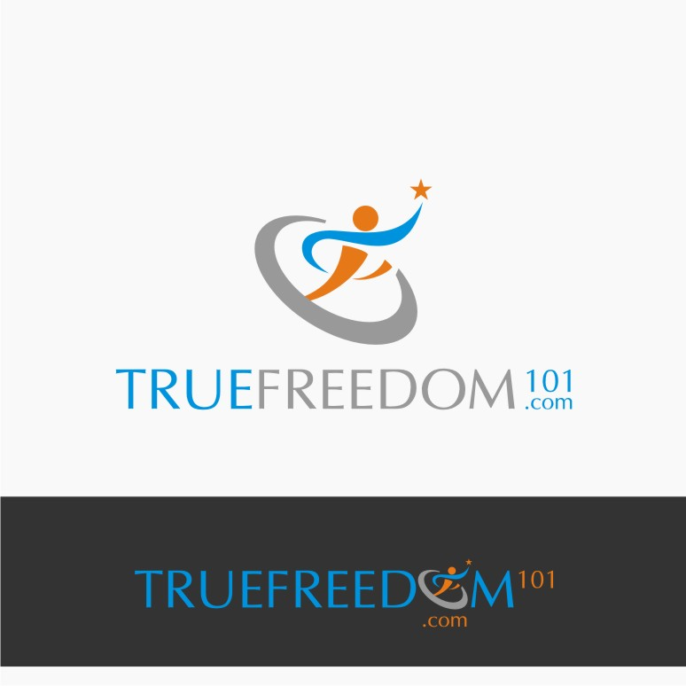 Logo Design by graphicleaf - Entry No. 1 in the Logo Design Contest www.TrueFreedom101.com Logo Design.