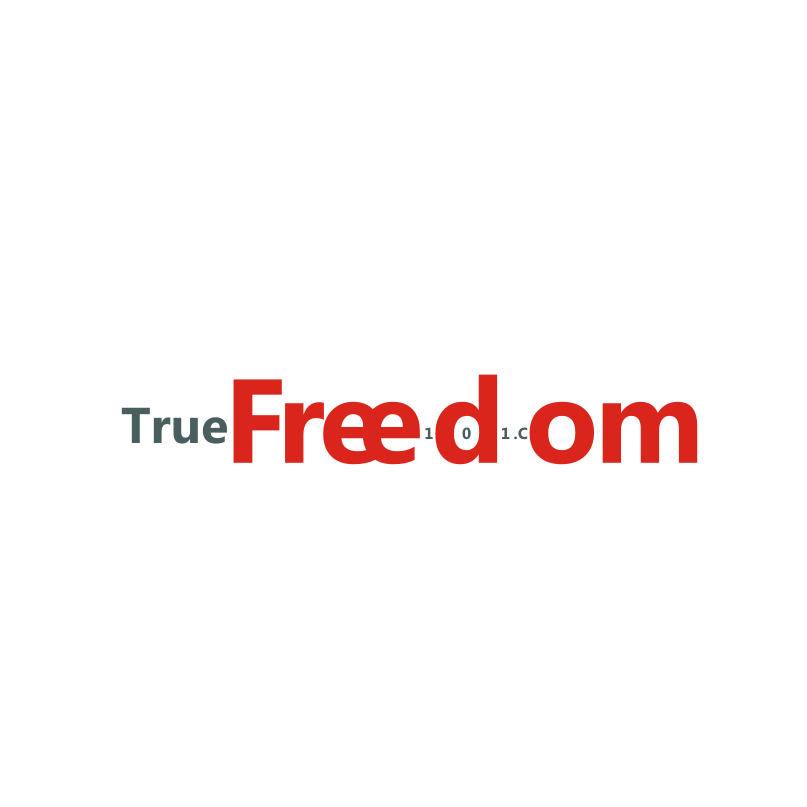 Logo Design by Ade Lestari - Entry No. 3 in the Logo Design Contest www.TrueFreedom101.com Logo Design.