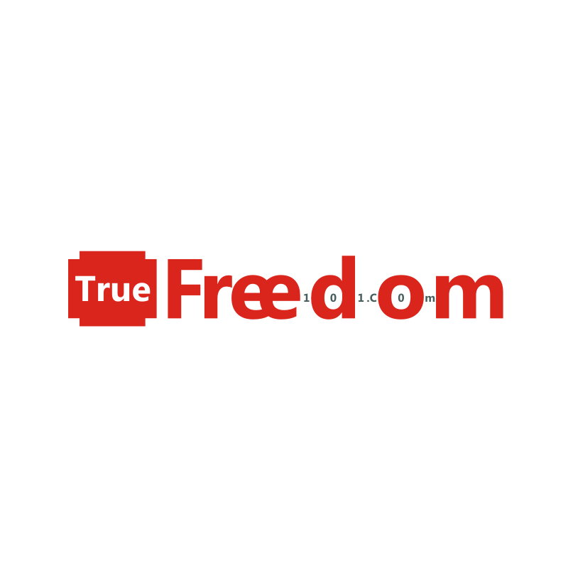 Logo Design by Ade Lestari - Entry No. 5 in the Logo Design Contest www.TrueFreedom101.com Logo Design.