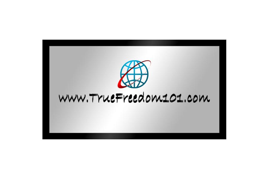 Logo Design by Private User - Entry No. 21 in the Logo Design Contest www.TrueFreedom101.com Logo Design.