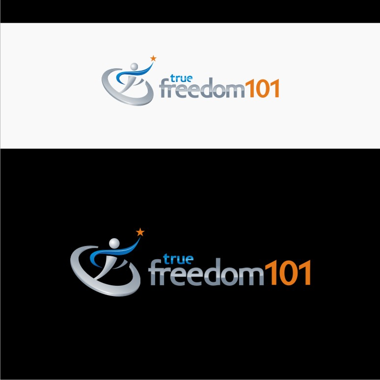 Logo Design by graphicleaf - Entry No. 30 in the Logo Design Contest www.TrueFreedom101.com Logo Design.