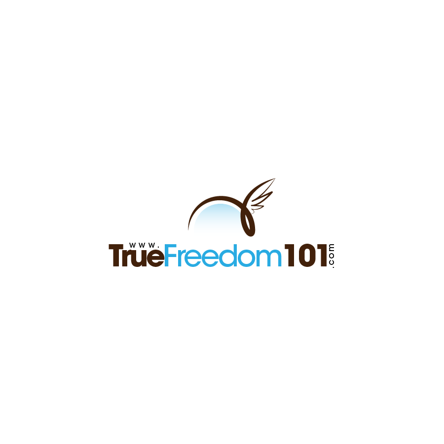 Logo Design by zesthar - Entry No. 31 in the Logo Design Contest www.TrueFreedom101.com Logo Design.