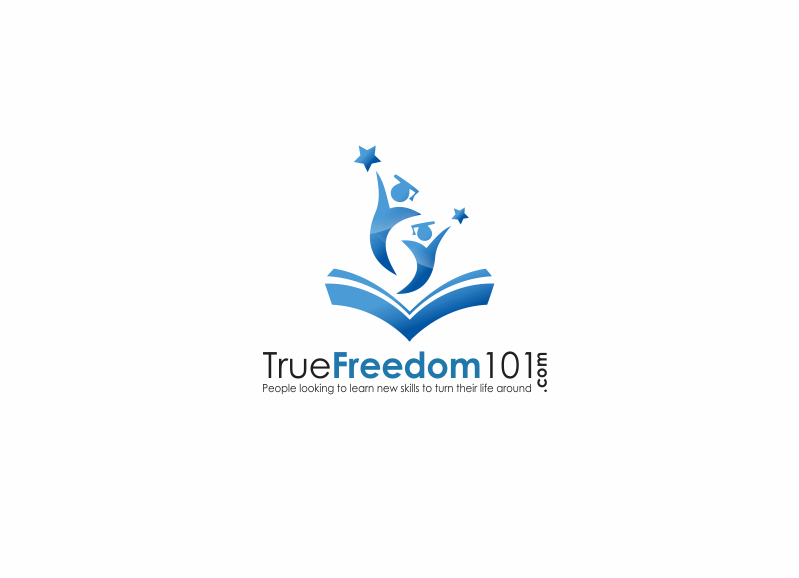 Logo Design by Private User - Entry No. 36 in the Logo Design Contest www.TrueFreedom101.com Logo Design.