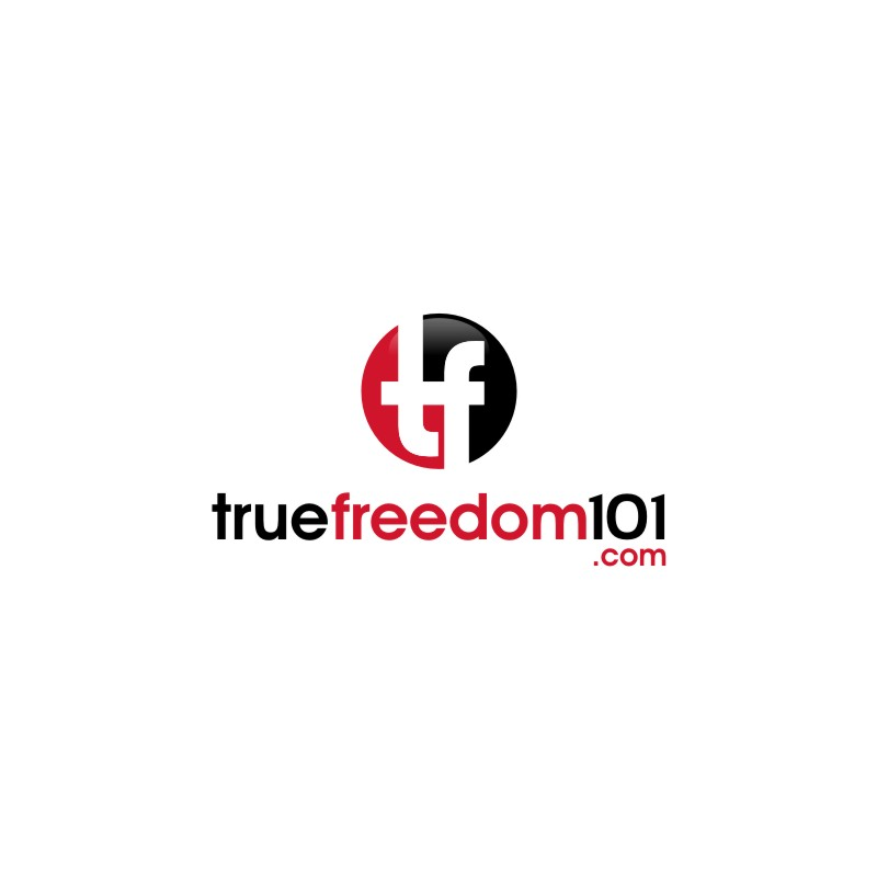 Logo Design by untung - Entry No. 52 in the Logo Design Contest www.TrueFreedom101.com Logo Design.
