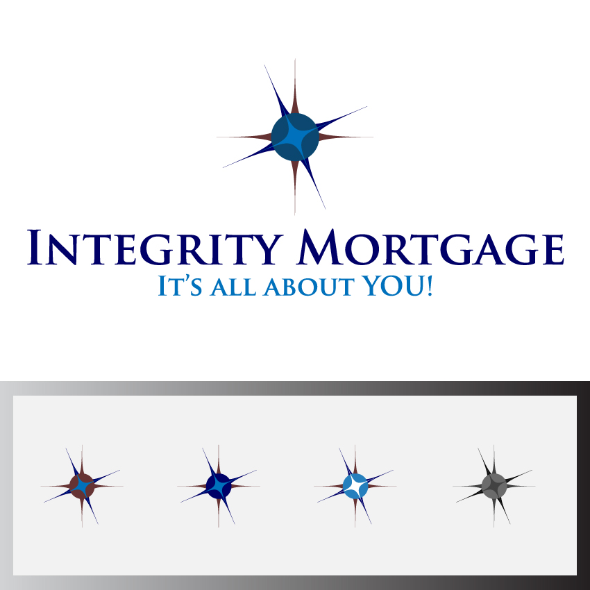 Logo Design by trav - Entry No. 179 in the Logo Design Contest Integrity Mortgage Inc.