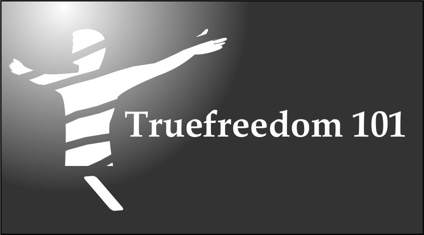 Logo Design by ARCHONTO TOKA - Entry No. 62 in the Logo Design Contest www.TrueFreedom101.com Logo Design.
