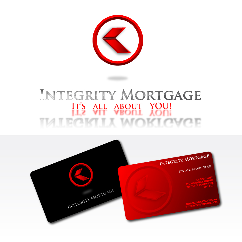 Logo Design by trav - Entry No. 184 in the Logo Design Contest Integrity Mortgage Inc.