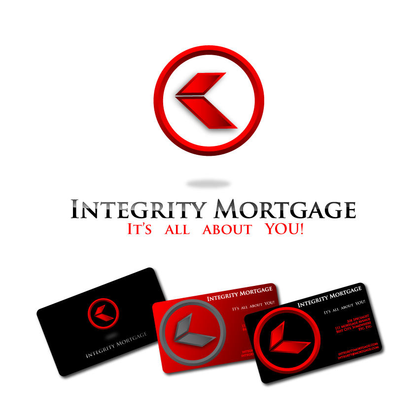Logo Design by trav - Entry No. 185 in the Logo Design Contest Integrity Mortgage Inc.