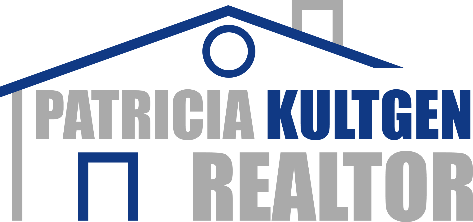 Logo Design by Jeff Gilmet - Entry No. 2 in the Logo Design Contest Logo Design Needed for Exciting New Company Patricia Kultgen Realtor.
