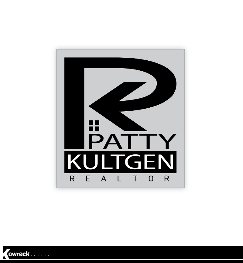 Logo Design by kowreck - Entry No. 8 in the Logo Design Contest Logo Design Needed for Exciting New Company Patricia Kultgen Realtor.