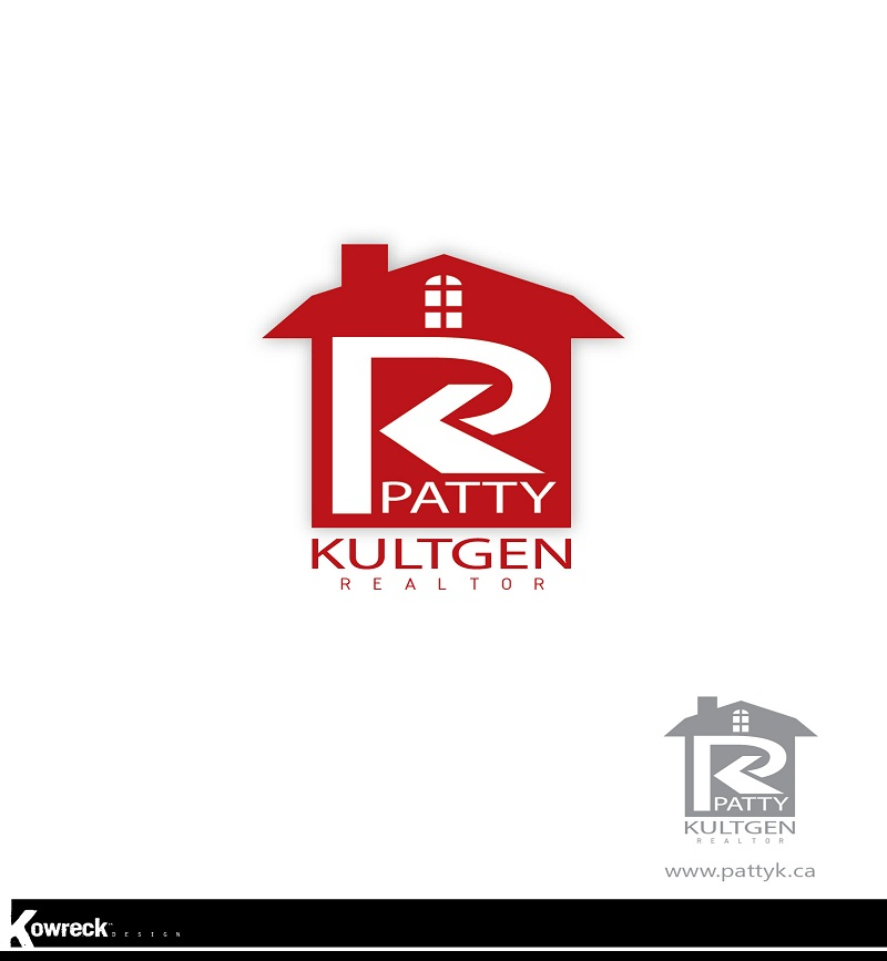 Logo Design by kowreck - Entry No. 11 in the Logo Design Contest Logo Design Needed for Exciting New Company Patricia Kultgen Realtor.