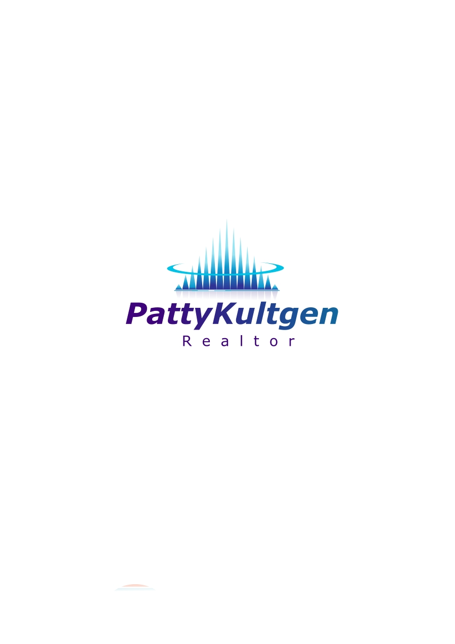 Logo Design by Private User - Entry No. 16 in the Logo Design Contest Logo Design Needed for Exciting New Company Patricia Kultgen Realtor.