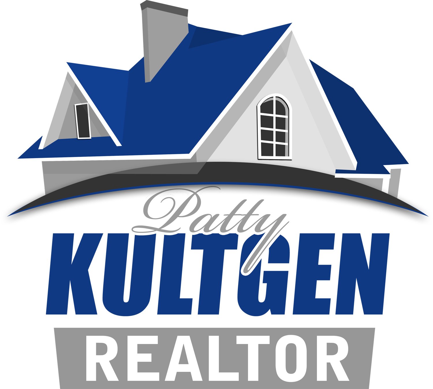 Logo Design by Jeff Gilmet - Entry No. 20 in the Logo Design Contest Logo Design Needed for Exciting New Company Patricia Kultgen Realtor.