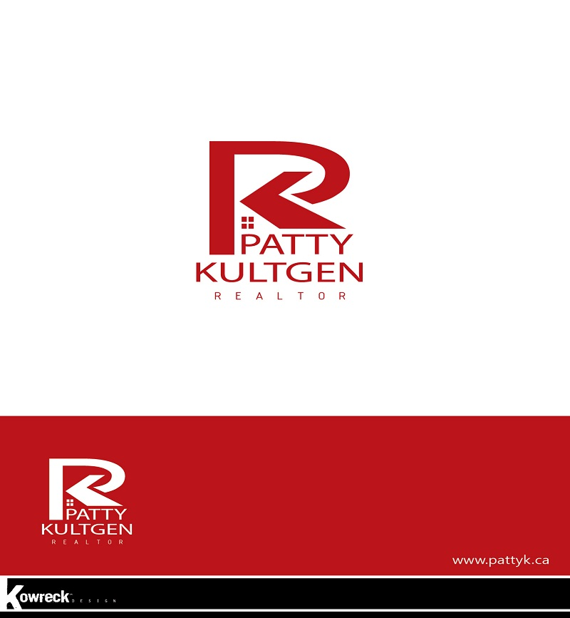 Logo Design by kowreck - Entry No. 26 in the Logo Design Contest Logo Design Needed for Exciting New Company Patricia Kultgen Realtor.