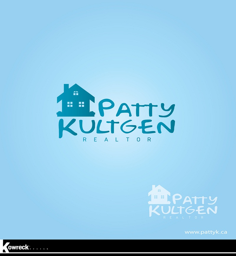 Logo Design by kowreck - Entry No. 27 in the Logo Design Contest Logo Design Needed for Exciting New Company Patricia Kultgen Realtor.