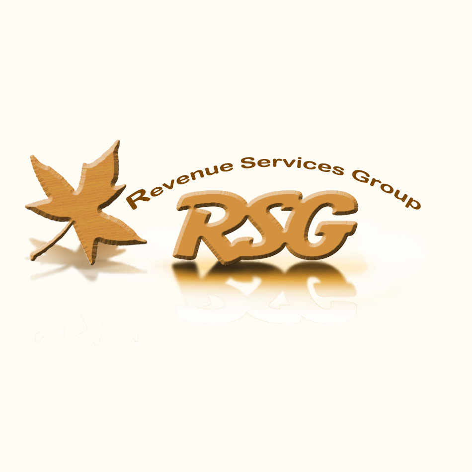 Logo Design by lapakera - Entry No. 109 in the Logo Design Contest Revenue Services Group.