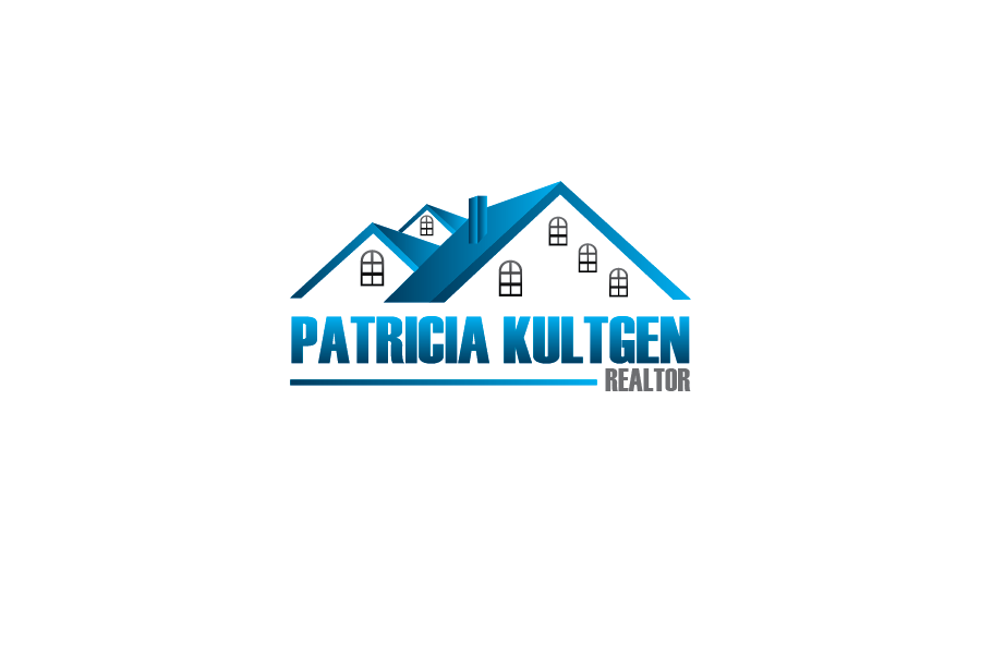 Logo Design by Moin Javed - Entry No. 34 in the Logo Design Contest Logo Design Needed for Exciting New Company Patricia Kultgen Realtor.