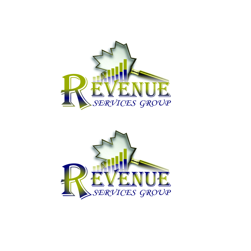 Logo Design by DayDream - Entry No. 114 in the Logo Design Contest Revenue Services Group.