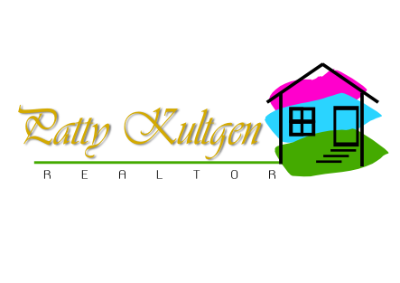 Logo Design by whoosef - Entry No. 36 in the Logo Design Contest Logo Design Needed for Exciting New Company Patricia Kultgen Realtor.