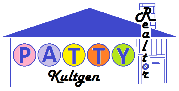 Logo Design by Private User - Entry No. 39 in the Logo Design Contest Logo Design Needed for Exciting New Company Patricia Kultgen Realtor.