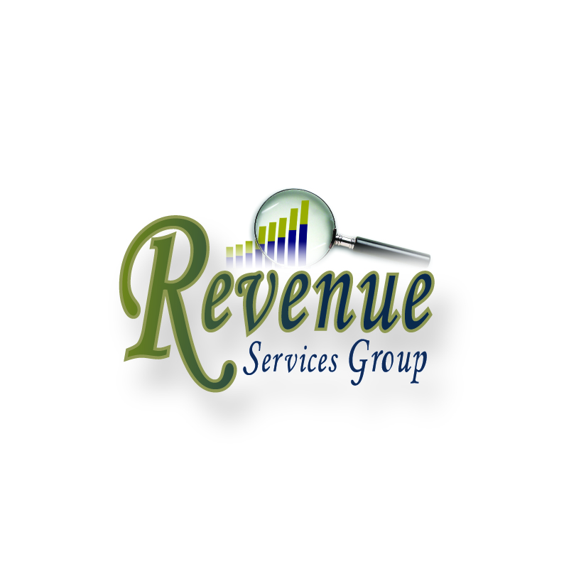 Logo Design by DayDream - Entry No. 118 in the Logo Design Contest Revenue Services Group.