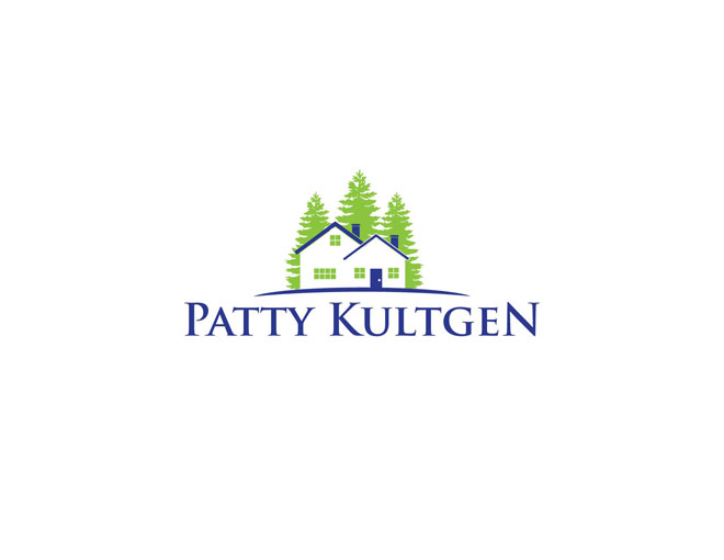 Logo Design by Private User - Entry No. 50 in the Logo Design Contest Logo Design Needed for Exciting New Company Patricia Kultgen Realtor.