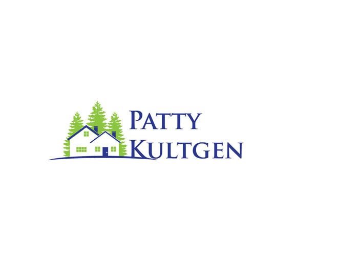Logo Design by Private User - Entry No. 51 in the Logo Design Contest Logo Design Needed for Exciting New Company Patricia Kultgen Realtor.
