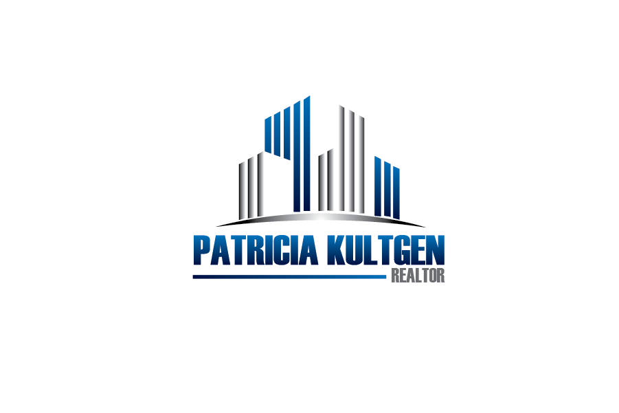 Logo Design by Moin Javed - Entry No. 52 in the Logo Design Contest Logo Design Needed for Exciting New Company Patricia Kultgen Realtor.