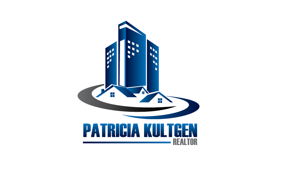 Logo Design by Moin Javed - Entry No. 53 in the Logo Design Contest Logo Design Needed for Exciting New Company Patricia Kultgen Realtor.