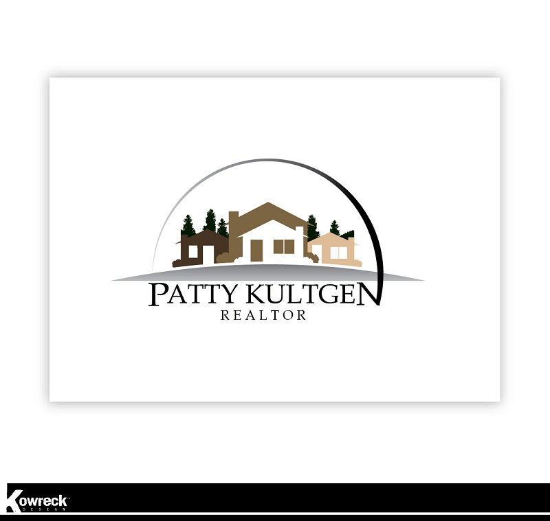 Logo Design by kowreck - Entry No. 57 in the Logo Design Contest Logo Design Needed for Exciting New Company Patricia Kultgen Realtor.