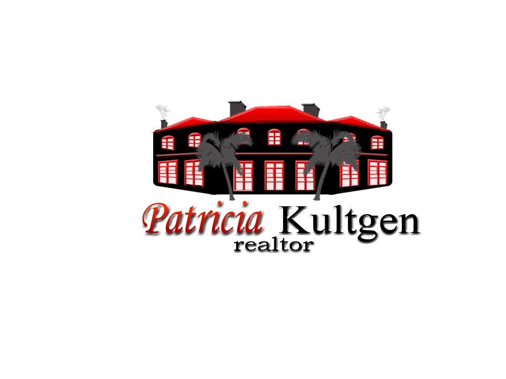 Logo Design by Mythos Designs - Entry No. 63 in the Logo Design Contest Logo Design Needed for Exciting New Company Patricia Kultgen Realtor.