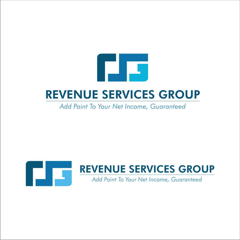Logo Design by key - Entry No. 124 in the Logo Design Contest Revenue Services Group.
