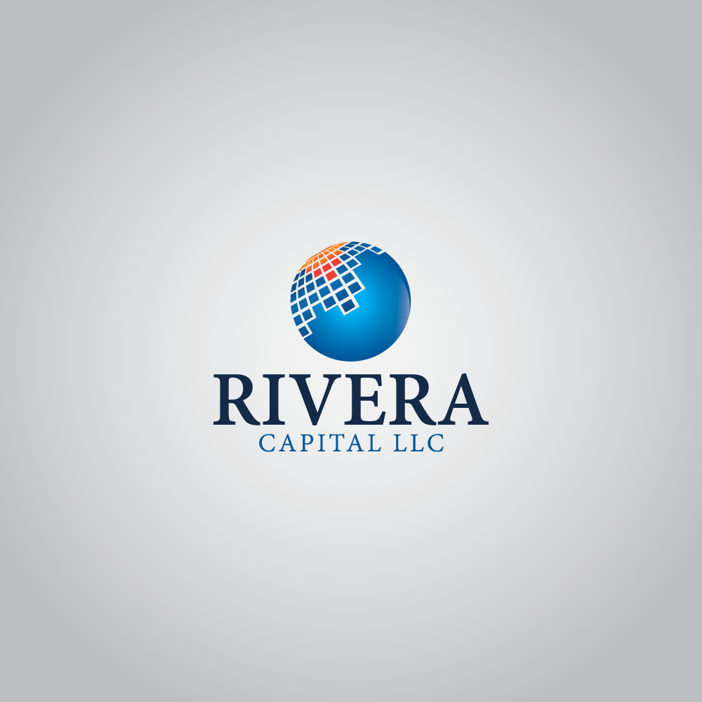 Logo Design by rockin - Entry No. 2 in the Logo Design Contest Logo Design Needed for Exciting New Company Rivera Capital LLC LLC.