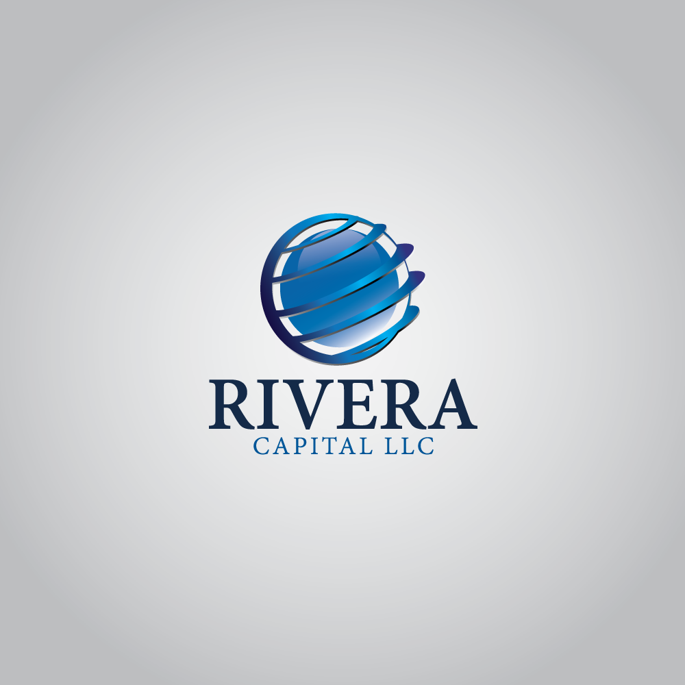 Logo Design by rockin - Entry No. 3 in the Logo Design Contest Logo Design Needed for Exciting New Company Rivera Capital LLC LLC.