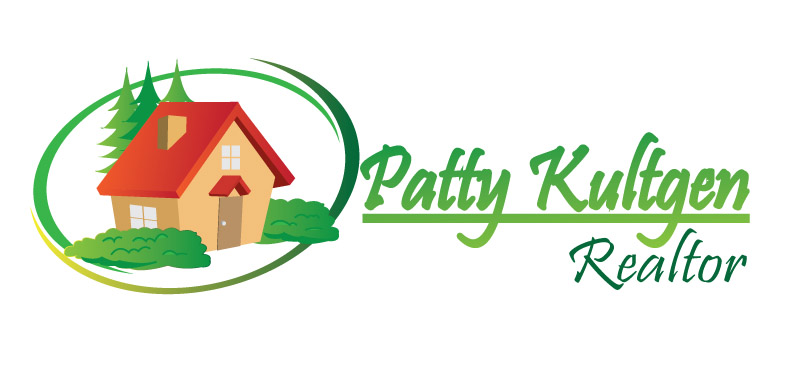 Logo Design by Ladilon Tugas - Entry No. 76 in the Logo Design Contest Logo Design Needed for Exciting New Company Patricia Kultgen Realtor.