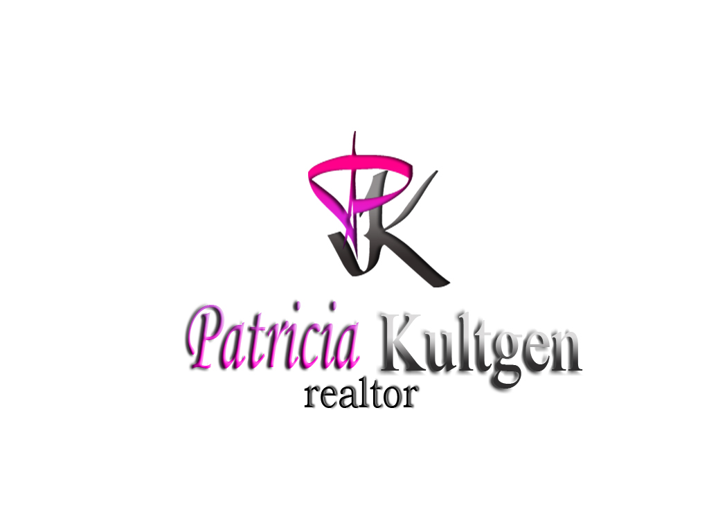 Logo Design by Mythos Designs - Entry No. 82 in the Logo Design Contest Logo Design Needed for Exciting New Company Patricia Kultgen Realtor.