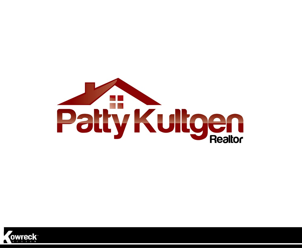 Logo Design by kowreck - Entry No. 100 in the Logo Design Contest Logo Design Needed for Exciting New Company Patricia Kultgen Realtor.