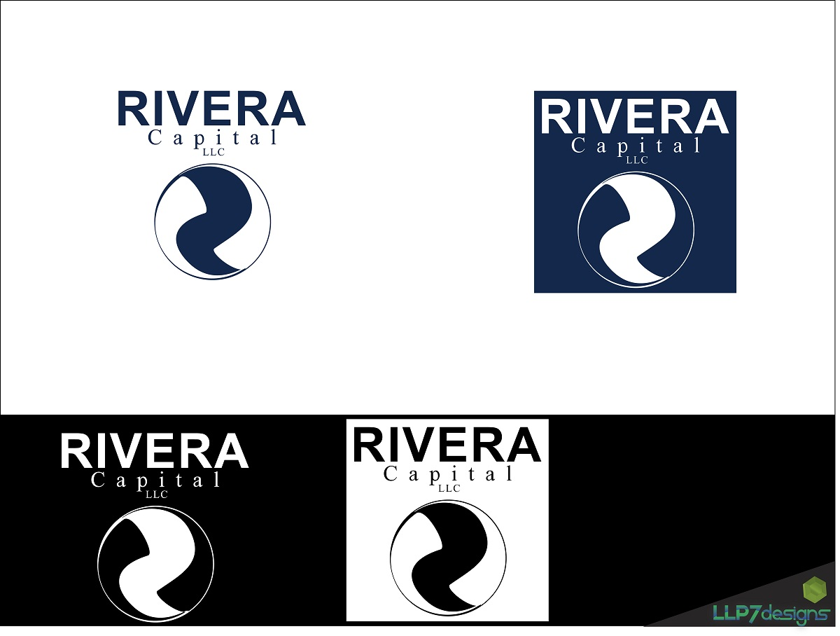 Logo Design by LLP7 - Entry No. 12 in the Logo Design Contest Logo Design Needed for Exciting New Company Rivera Capital LLC LLC.