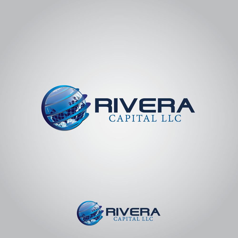 Logo Design by rockin - Entry No. 13 in the Logo Design Contest Logo Design Needed for Exciting New Company Rivera Capital LLC LLC.