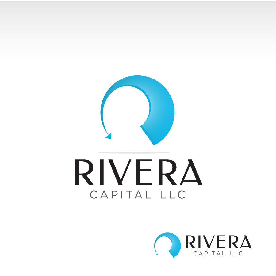 Logo Design by Edward Goodwin - Entry No. 16 in the Logo Design Contest Logo Design Needed for Exciting New Company Rivera Capital LLC LLC.