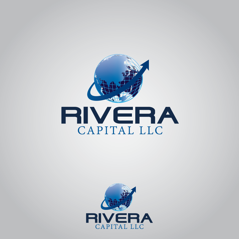 Logo Design by rockin - Entry No. 19 in the Logo Design Contest Logo Design Needed for Exciting New Company Rivera Capital LLC LLC.