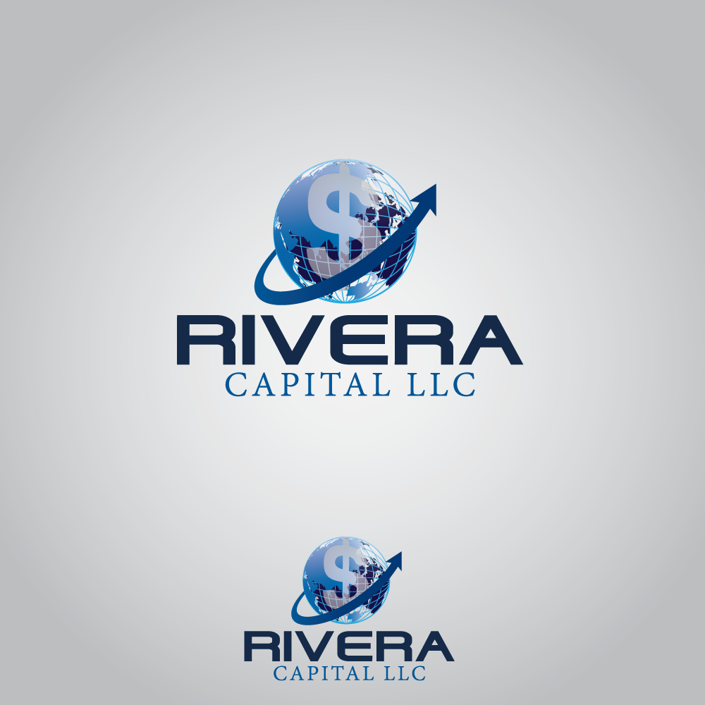 Logo Design by rockin - Entry No. 20 in the Logo Design Contest Logo Design Needed for Exciting New Company Rivera Capital LLC LLC.