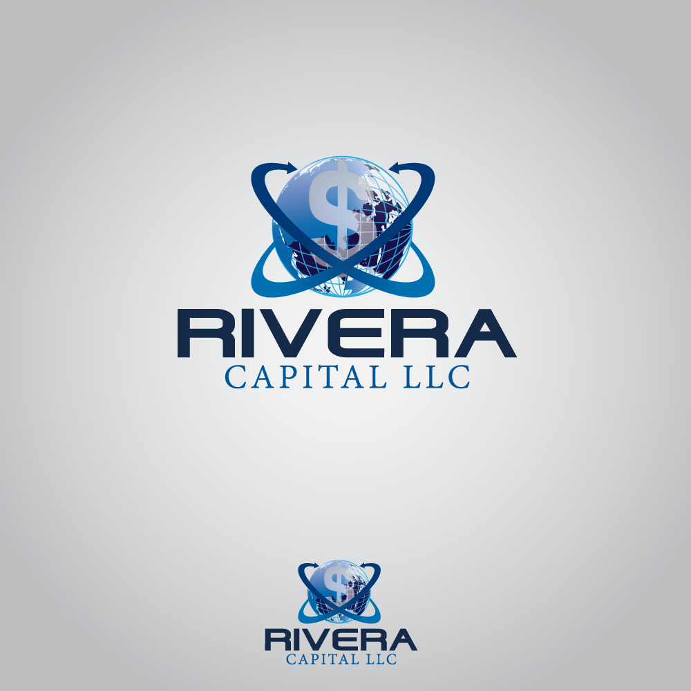 Logo Design by rockin - Entry No. 21 in the Logo Design Contest Logo Design Needed for Exciting New Company Rivera Capital LLC LLC.
